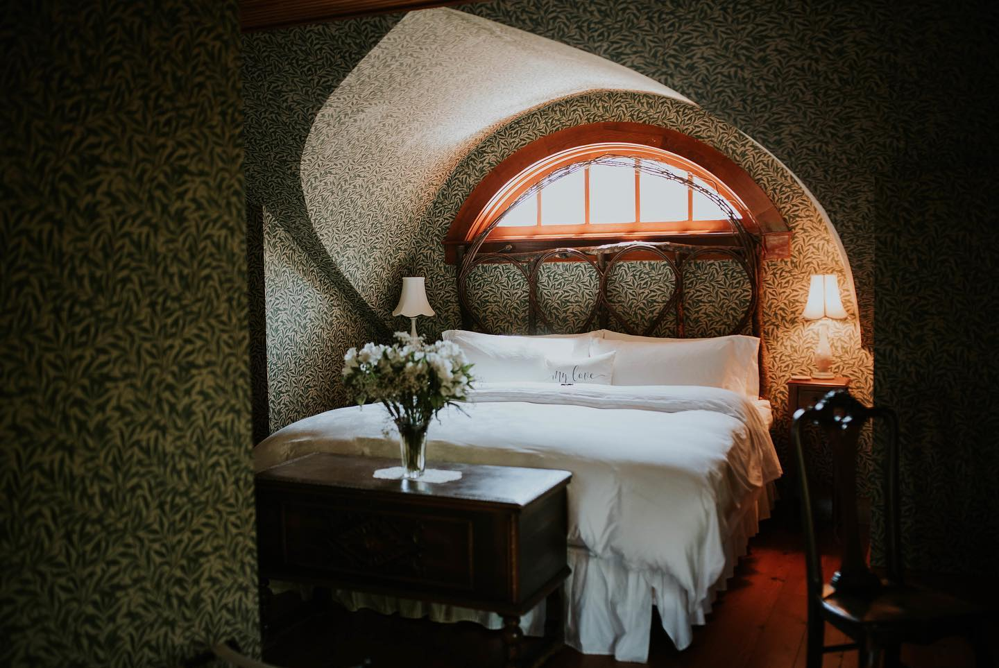 Willow Suite - View of the Bed